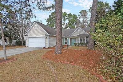 Single Family Home Contingent: 2508 Palmetto Hall Boulevard