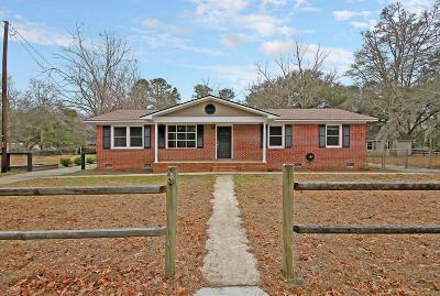 Johns Island Single Family Home For Sale: 3631 Ambor Street