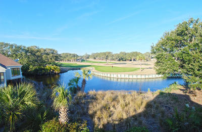 Seabrook Island Attached For Sale: 721 Spinnaker Beachhouse