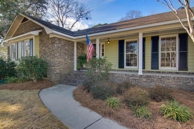 Single Family Home For Sale: 101 Chalcott Place