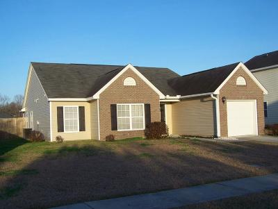 Goose Creek Single Family Home Contingent: 439 Watershed Drive