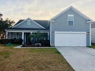 Single Family Home For Sale: 1502 Marsh Reed Court