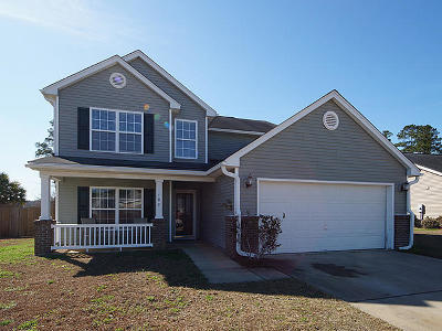 Goose Creek Single Family Home For Sale: 102 Pine Hall Drive