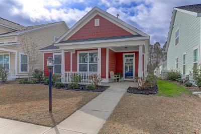Single Family Home For Sale: 115 Crossandra Avenue