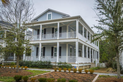 Mount Pleasant Single Family Home For Sale: 2840 Rivertowne Parkway