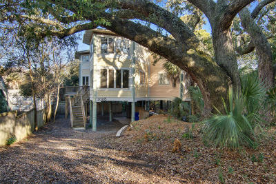 Charleston County Attached For Sale: 208 W Cooper Avenue #B