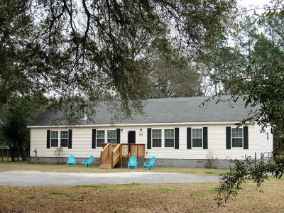 Moncks Corner Single Family Home For Sale: 2410 S Live Oak Drive
