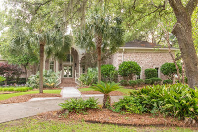 Johns Island Single Family Home For Sale: 4036 Gift Boulevard