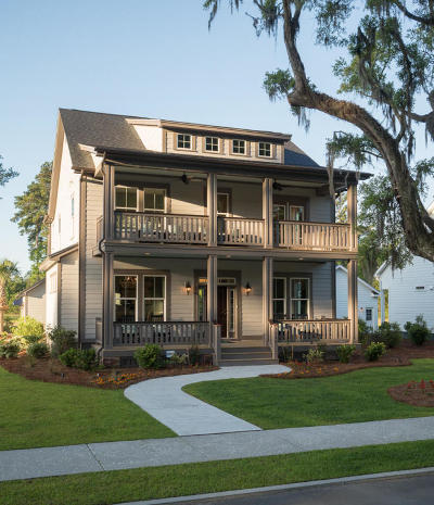 Ravenel Single Family Home Contingent: 3962 Berberis Lane