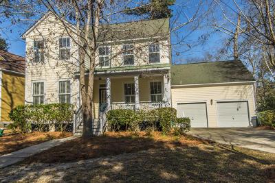 Charleston Single Family Home For Sale: 968 Etiwan Park Street