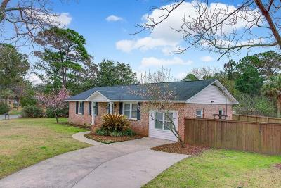 Charleston Single Family Home Contingent: 1124 Mariner Drive