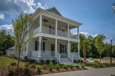 Mount Pleasant Single Family Home For Sale: 3582 Backshore Drive
