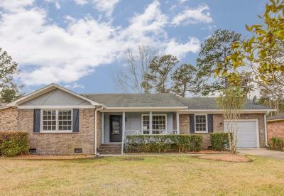 Goose Creek Single Family Home For Sale: 315 Silver Fox Lane