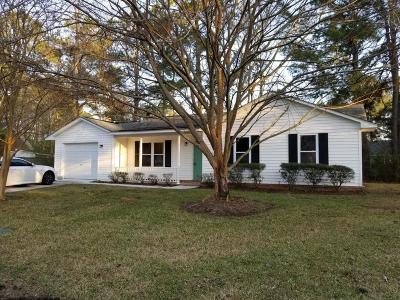 Summerville Single Family Home For Sale: 93 Four Iron Drive