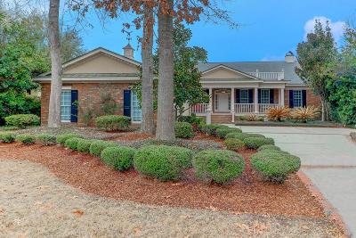 Mount Pleasant Single Family Home For Sale: 3403 Henrietta Hartford Road