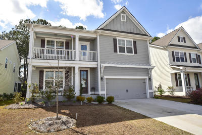 Mount Pleasant SC Single Family Home For Sale: $2,950