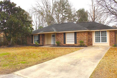 Summerville Single Family Home For Sale: 401 Logan Drive