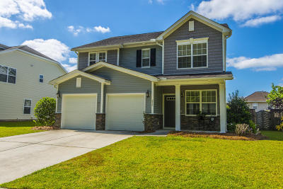 Moncks Corner Single Family Home For Sale: 215 Woodbrook Way