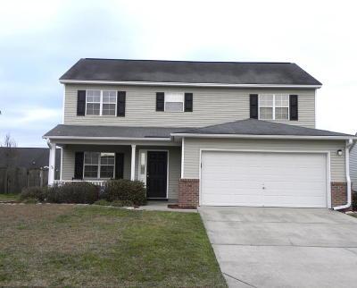 Summerville Single Family Home Contingent: 73 Regency Oaks Drive
