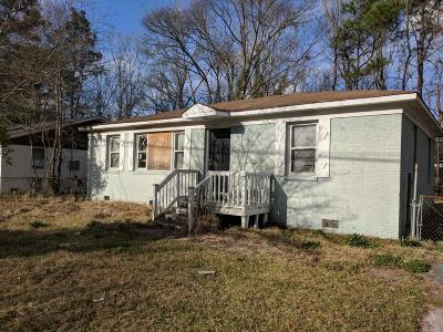 Charleston Single Family Home Contingent: 164 Stratton Drive