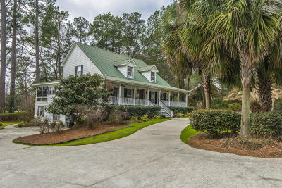 Summerville Single Family Home For Sale: 104 E Shepard