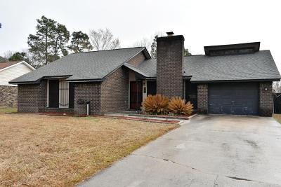 Summerville Single Family Home Contingent: 406 Cherokee Drive