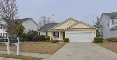 Summerville Single Family Home Contingent: 147 Antebellum Way