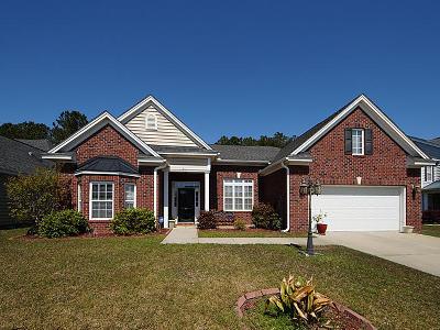 Summerville Single Family Home For Sale: 411 Decatur Drive