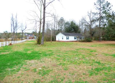 Moncks Corner Single Family Home Contingent: 1512 Pinopolis Road