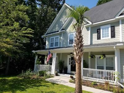 Charleston Single Family Home For Sale: 1455 Teaberry Path