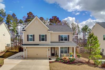 Summerville Single Family Home For Sale: 2404 Hummingbird Lane