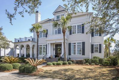Charleston Single Family Home For Sale: 643 Island Park Drive