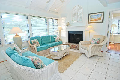Seabrook Island Single Family Home For Sale: 950 Sealoft Villa Drive