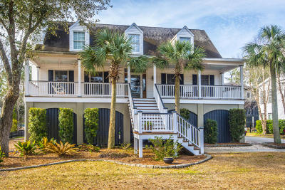 Charleston Single Family Home For Sale: 219 Ashmont Drive