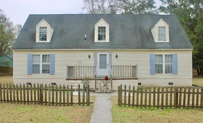 Mount Pleasant Single Family Home Contingent: 2245 Sally Gailliard Lane