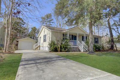 Johns Island Single Family Home Contingent: 3614 Hilton Drive
