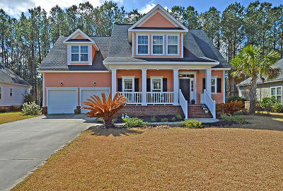 Charleston Single Family Home For Sale: 1203 Rivers Reach Drive