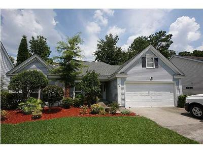 Goose Creek Single Family Home Contingent: 128 Ashton Drive