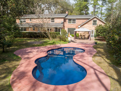 Summerville Single Family Home For Sale: 114 W Johnston Street