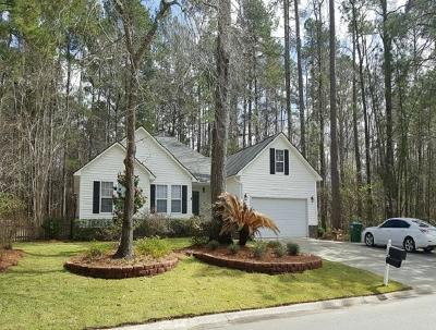 Summerville Single Family Home For Sale: 1013 Coldstream Court