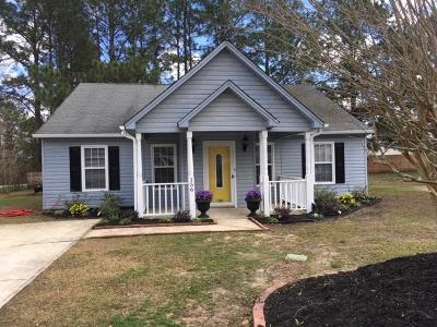 Goose Creek Single Family Home For Sale: 156 Pecan Grove Avenue