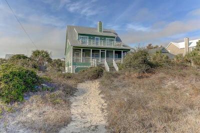 Isle Of Palms Single Family Home For Sale: 300 Charleston Boulevard
