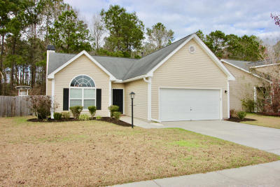 Johns Island Single Family Home For Sale: 2794 August Road