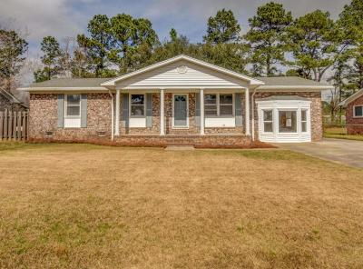 Goose Creek Single Family Home For Sale: 121 Azalea Road