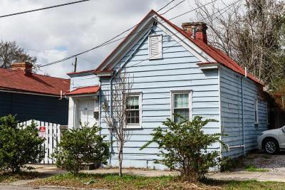 Charleston Single Family Home Contingent: 170 Fishburne Street