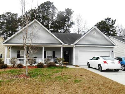Summerville Single Family Home For Sale: 151 Cableswynd Way