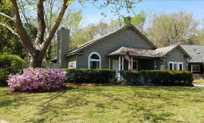 Mount Pleasant Single Family Home For Sale: 1259 Llewellyn Road