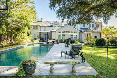 Charleston Single Family Home For Sale: 8 Johnson Road