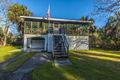 Sullivans Island Single Family Home Contingent: 2220 Ion Avenue