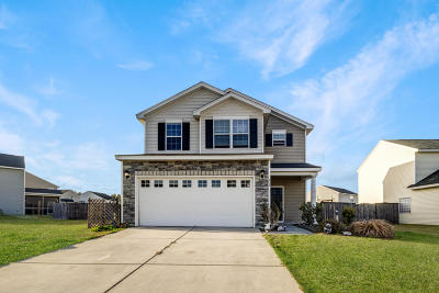 Goose Creek Single Family Home For Sale: 502 Flycatcher Drive